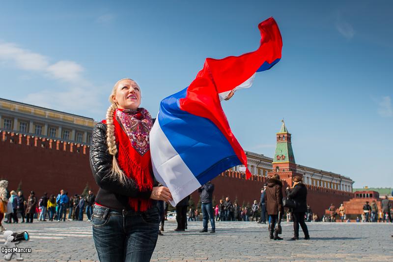Фотосессия на Красной площади, заказать