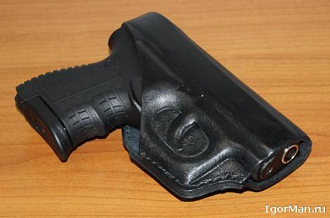 Новая кобура для пистолета ШАРК (Shark)