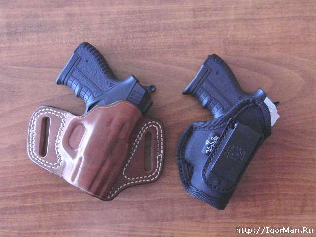 Кобура для пистолета ШАРК (Shark) от Target Technologies LLC