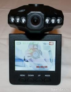 Видеорегистратор автомобильный (обзор моделей DVR-127, DVR-720 HD, DVR-X1000)