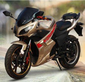 Купить электрический мотоцикл из Китая напрямую с завода-производителя