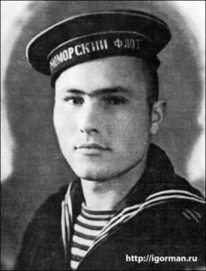 Матрос Василий Шукшин